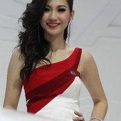 พริตตี้ NISSAN Motor Expo 2012