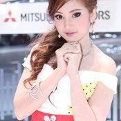 พริตตี้ MITSUBISHI Motor Expo 2012