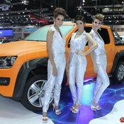 พริตตี้  Volkswagen- Motor Expo 2012