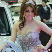 พริตตี้  Motor Expo 2012