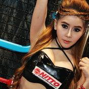 พริตตี้ Nitto-Motor Expo 2012