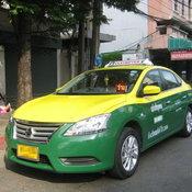 แท็กซี่แปลกในกทม.