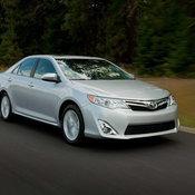 อันดับที่ 7  Toyota Camry