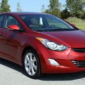 อันดับที่ 4  Hyundai elantra