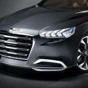 Hyundai HCD - 14 Genesis concept