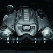 Porsche Cayenne Turbo S Storm