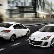 New Mazda 3 1.6