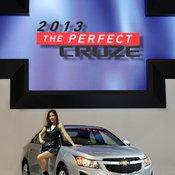 2013 Chevrolet Cruze Minorchange