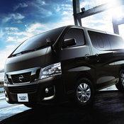 Nisssn NV350 Caravan
