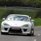 Toyota GT86 Twin Charge