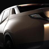 Mitsubishi GR-HEV Teaser