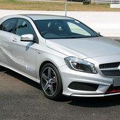 ทดสอบรถ Mercedes Benz A-Class