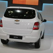 Chevrolet Spin -Motor Expo 2012