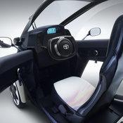 Toyota EV I Road