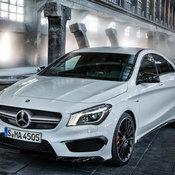 Mercedes Benz CLA 45 AMG