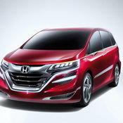 Honda Concept M minivan