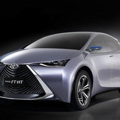 Toyota FT-HT  Yuejia