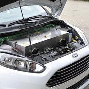 Ford Fiesta E-Wheel