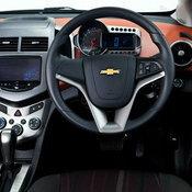 Chevrolet Sonic 1.6 E85