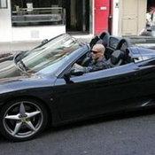 Freddie Ljungberg - Ferrari