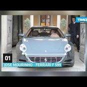 Jose Mourinho - Ferrari
