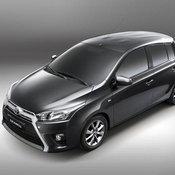 Toyota Yaris Eco Car
