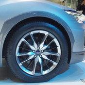 Subaru Cross Sport Design