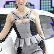 พริตตี้ SUZUKI Motor Expo 2013