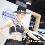 พริตตี้ VOLVO Motoe Expo 2013