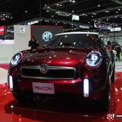 รถ MG ในงาน Motor Expo 2013