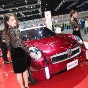 MG Motor Expo 2013