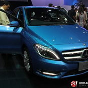 รถใหม่ MERCEDES BENZ Motor Expo 2013