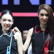 พริตตี้ MINI Motor Expo 2013