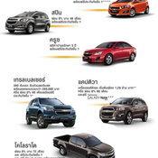 โปรโมชั่น Chevrolet Motor Expo 2013