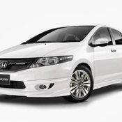 Honda City Mugen Edition
