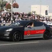 กาตาร์ Porsche Panamera