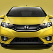 Honda Jazz U.S. Spec