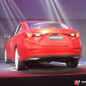 Mazda 3 2014 ใหม่