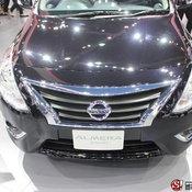 รถค่าย NISSAN - Motor Show 2014