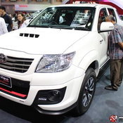 รถค่าย TOYOTA - Motor Show 2014