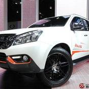 รถค่าย ISUZU - Motor Show 2014