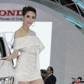 พริตตี้ HONDA - Motor Show 2014
