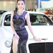 พริตตี้ Bentley - Motor Show 2014