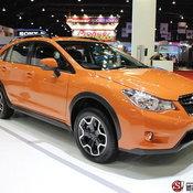 Subaru - Motor Show 2014