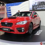 Subaru WRX - Motor Show 2014