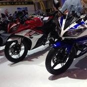 Yamaha - Motor Show 2014