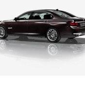 BMW 740iL Horse Edition