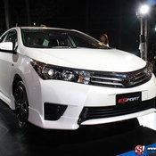 Toyota Altis ESport