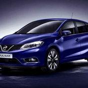 Nissan Pulsar EU Version