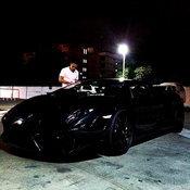 ดีเจภูมิ Lamborghini Gallardo
